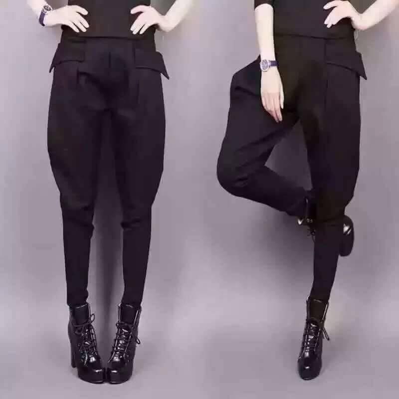 กางเกงแฟชั่นสไตล์เกาหลี