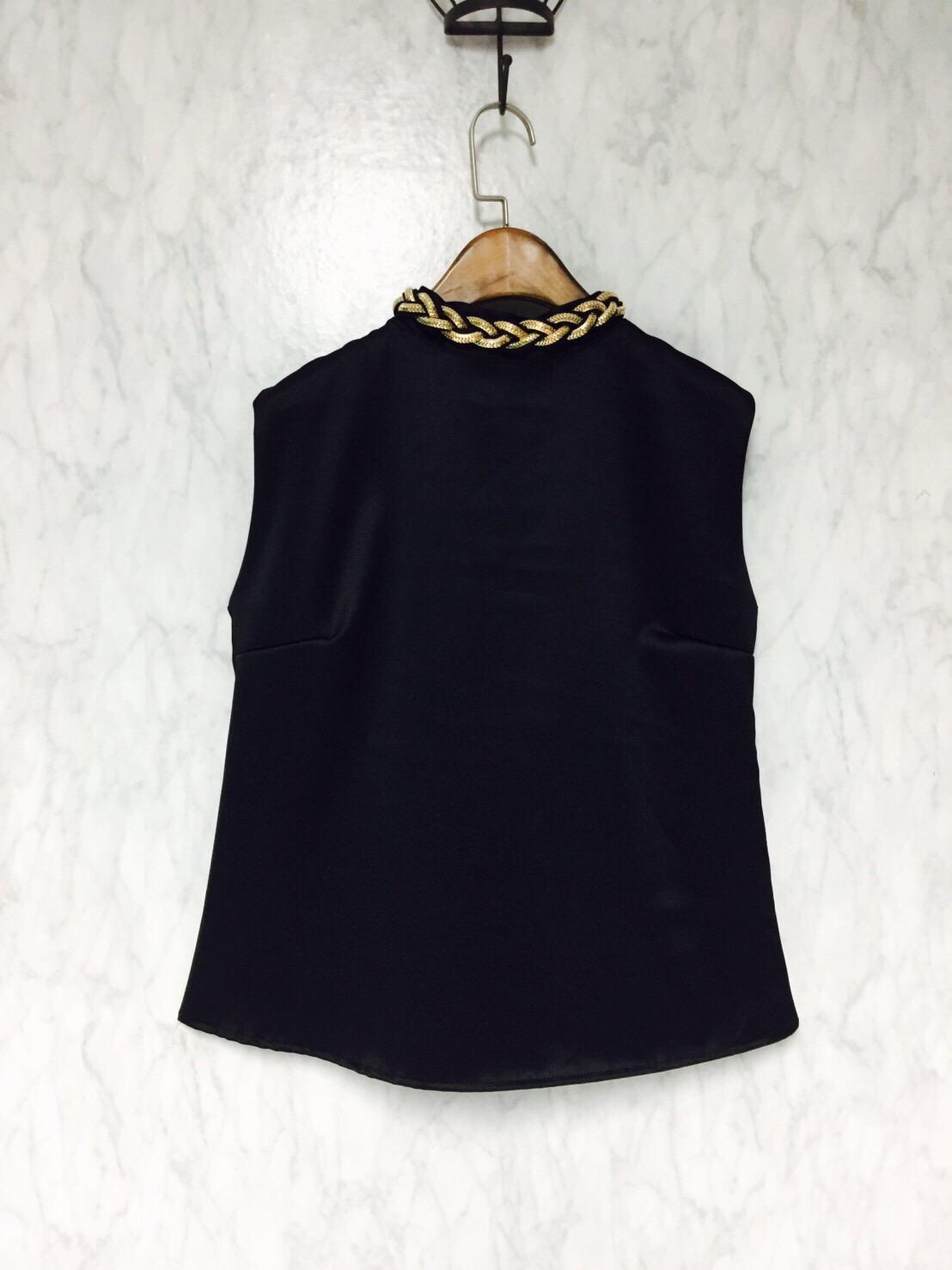เสื้อแฟชั่นสีดำ เสื้อสีดำ ขายส่งเสื้อแฟชั่นสีดำ แฟชั่นใหม่ล่าสุด 2016